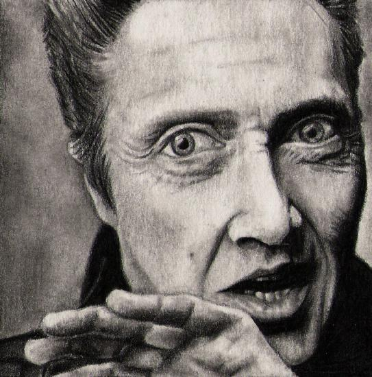 Christopher Walken por silenthero1